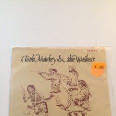 Discos de vinilo: BOB MARLEY & THE WAILERS. BUFFALO SOLDIER.. Lote 221844807