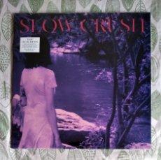 Discos de vinilo: SLOW CRUSH - EASE (DELUXE EDITION) 12'' LP NUEVO Y PRECINTADO - SHOEGAZE POST-ROCK. Lote 221846456