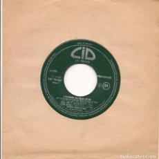Discos de vinilo: ELMER BERNSTEIN,L´HOMME AU BRAS D´OR Y GEORGE DUNING,PICNIC DE B.S.EDICION FRANCESA SIN CARATULA. Lote 221861216