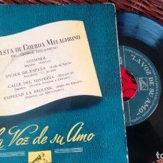 Discos de vinilo: E.P. (VINILO) DE ORQUESTA DE CUERDA MALACHRINO AÑOS 50. Lote 221863538