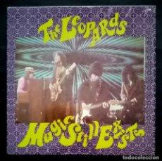 Discos de vinilo: THE LEOPARDS - MAGIC STILL EXISTS - LP USA 1987 - VOX. Lote 221863577