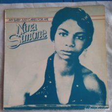 Discos de vinilo: NINA SIMONE - MY BABY JUST CARES FOR ME (LP, ALBUM) (GRIND) (1988/ES). Lote 221864668