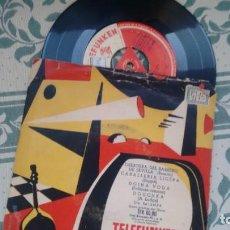 Discos de vinilo: EP ( VINILO) DE TRIO RAISNER AÑOS 50. Lote 221864771