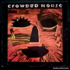 Discos de vinilo: CROWDED HOUSE - WOODFACE - LP 1992 - CAPITOL. Lote 221865021
