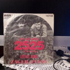 Dischi in vinile: ZAGER & EVANS - IN THE YEAR 2525. Lote 221865773