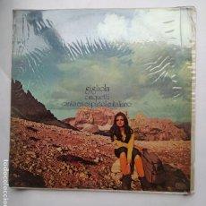 Discos de vinilo: GIGLIOLA CINQUETTI CANTA EN ESPAÑOL E ITALIANO. LP. TDKLP. Lote 221865900