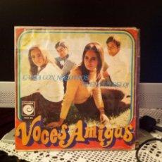 Discos de vinilo: VOCES AMIGAS - CANTA CON NOSOTROS. Lote 221865938