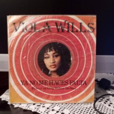 Discos de vinilo: VIOLA WILLS - GONNA GET ALONG WITHOUT YOU. Lote 221866051