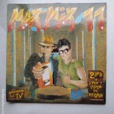Discos de vinilo: MAX MIX 11 - DOBLE LP. TDKLP. Lote 221866067