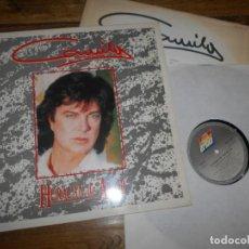 Discos de vinilo: CAMILO SESTO HURACAN DE AMOR LP SPAIN 1992 EXCELENTE COMO NUEVO MUY RARO. Lote 221866247