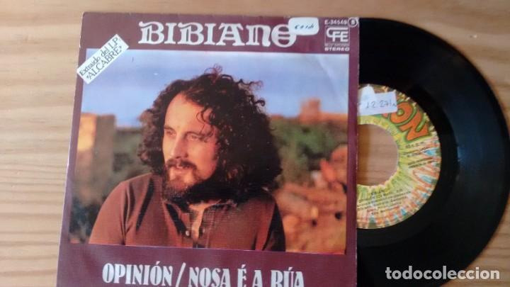SINGLE (VINILO)-PROMOCION- DE BIBIANO AÑOS 70 (Música - Discos - Singles Vinilo - Country y Folk)