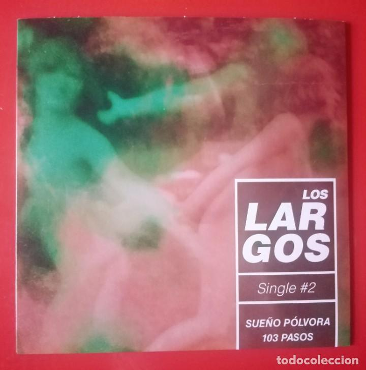 Discos de vinilo: Single #2 Los Largos - Foto 1 - 221866931