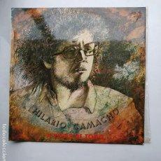 Discos de vinilo: HILARIO CAMACHO.- A PESAR DE TODO. LP. TDKLP. Lote 221867287
