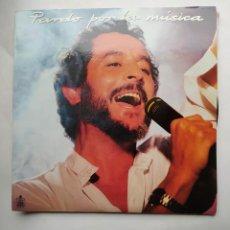 Discos de vinilo: JUAN PARDO - PARDO POR LA MUSICA - DOBLE LP. TDKLP. Lote 221869143