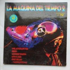 Discos de vinilo: LA MAQUINA DEL TIEMPO 2 - DOBLE LP. TDKLP. Lote 221873973