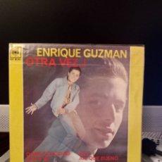 Discos de vinilo: ENRIQUE GUZMÁN - DAME FELICIDAD. Lote 221875001