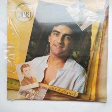 Discos de vinilo: JOAN BAPTISTA HUMET. AMOR DE AFICIONADO. LP. TDKLP. Lote 221875671