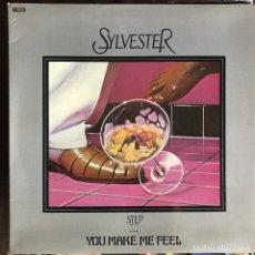 Discos de vinilo: SYLVESTER - STEP II - LP FANTASY FRANCIA 1978. Lote 221876387