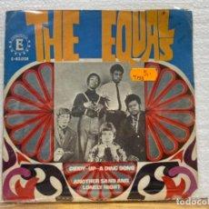 Discos de vinilo: THE EQUALS. Lote 221880636