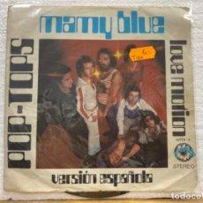 Discos de vinilo: MANY BLUE. Lote 221881172