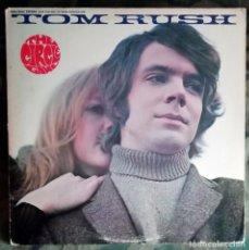 Discos de vinilo: TOM RUSH - THE CIRCLE GAME LP, ALBUM, ALLENTOWN PRESSING. Lote 221883331