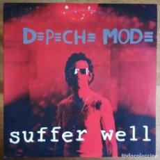 Discos de vinilo: DEPECHE MODE - SUFFER WELL - MAXI-SINGLE 2006. Lote 221884088