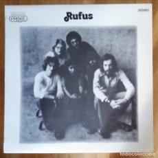Discos de vinilo: RUFUS - RUFUS LP FUNK ROCK 1973 RARA EDICION ESPAÑOLA. Lote 221884463