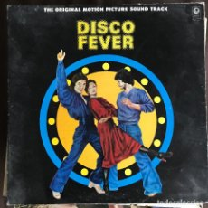 Discos de vinilo: VV.AA. - DISCO FEVER - LP SUNSHINE FILIPINAS 1978. Lote 221884707
