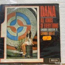 Discos de vinilo: DANA. Lote 221885352