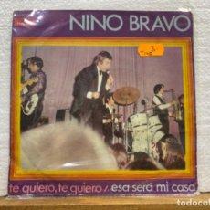 Discos de vinilo: NIÑO BRAVO. Lote 221885492