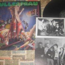 Discos de vinilo: PULLERMANN, PULLERFRAU, RPN RECORDS, RPN 003, 1990 ALEMÁN PUNK. Lote 221885530