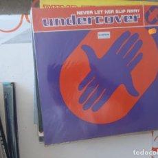 Discos de vinilo: MAXI UNDERCOVER-62. Lote 221885610