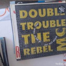 Discos de vinilo: MAXI DOUBLE REBEL-65. Lote 221885877