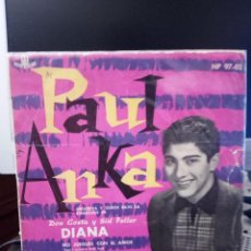 Discos de vinilo: PAUL ANKA - DIANA. Lote 221885933