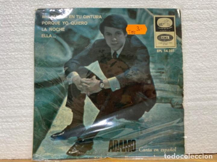 ADAMO (Música - Discos - Singles Vinilo - Solistas Españoles de los 50 y 60)