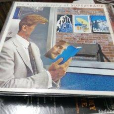 Discos de vinilo: EXPRO LP THE AUTOBIOGRAPHY OF SUPERTRAMP ESTADO CORRECTISIMIO. Lote 221887201