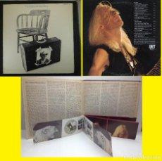 Discos de vinilo: THE JOHNNY WINTER STORY 1969, COMPLETA RARA EDIT ORG USA, DOBLE CARPETA + LIBRETO ORG 8 PAGINAS EXC. Lote 221887852