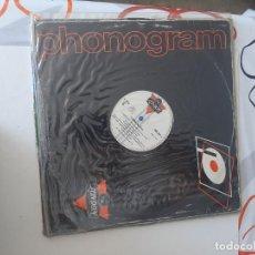 Discos de vinilo: MAXI ,CARPETA GASTADA Y DISCO USADO. PHONOGRAM-97. Lote 221889130