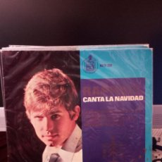 Discos de vinilo: RAPHAEL - LA CANCIÓN DEL TAMBORILERO / CAMPANAS DE PLATA / NOCHE DE PAZ / NAVIDADES BLANCAS. Lote 221889283