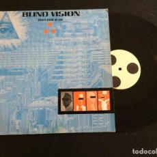 "Discos de vinilo: BLIND VISION DON'T LOOK AT ME - EXTENDED 12"" GERMANY. Lote 221890371"