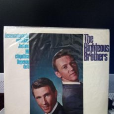 Discos de vinilo: THE RIGHTEOUS BROTHERS - DESENCADENANDO MELODÍAS (UNCHAINED MELODY). Lote 221890410