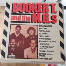 Discos de vinilo: BOOKER T. AND THE M.G.S - BOOKER T. AND THE M.G.S (PICKWICK RECORDS - SHM 3031, UK, 1980). Lote 221890631