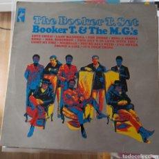 Discos de vinilo: BOOKER T & THE MG'S - THE BOOKER T. SET (STAX - SXATS 1015, UK, 1969). Lote 221890885