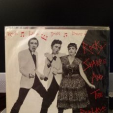 Discos de vinilo: ROCKY SHARPE AND THE REPLAYS - RAMA LAMA DING DONG. Lote 221891261