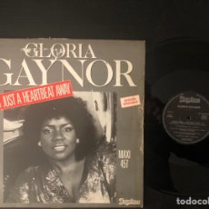 Discos de vinilo: GLORIA GAYNOR ?– LOVE IS JUST A HEARTBEAT AWAY. Lote 221892943