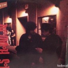 Discos de vinilo: LOS FLOTADORE: MAS SOLO QUE LA UNA RTVE 1990 LP. Lote 221893163