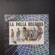 Discos de vinil: LA POLLA RECORDS. DIRECTO. Lote 221894421