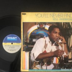 Discos de vinilo: BILL FREDERICKS ‎– YOU'LL NEVER FIND. Lote 221896660