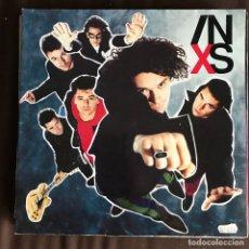 Discos de vinilo: INXS - X - LP MERCURY HOLANDA 1990. Lote 221902511