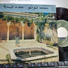 Discos de vinilo: MOHAMED OUNICHE SINGLE NOUNOU. Lote 221905658
